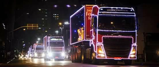Caravana Coca-Cola 2017 em Itupeva - SP