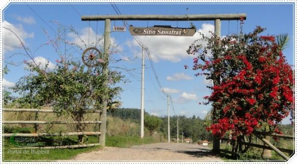 Sítio Sassafraz Turismo Rural Itupeva