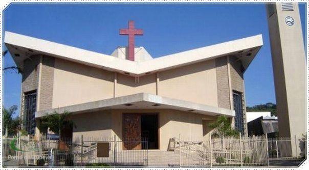 Igreja São Sebastião Itupeva - SP