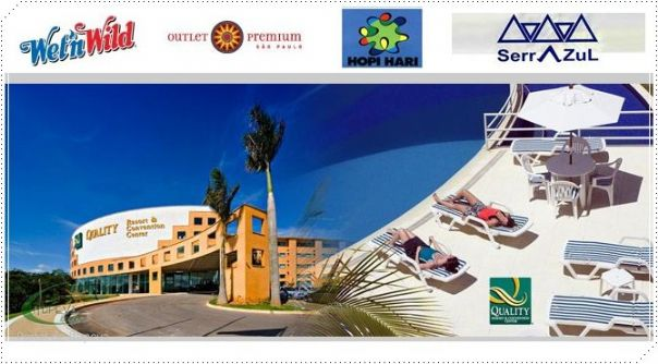 Inauguração do Hotel Quality Resort em Itupeva