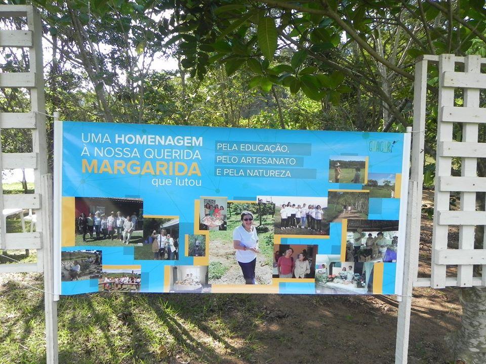 Inauguração do Espaço Margarida no Parque Guacuri