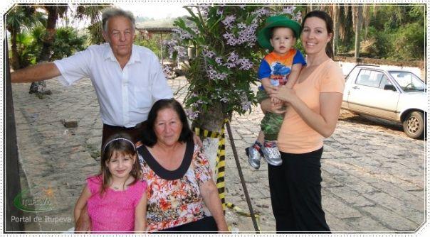 Nossa Gente - Família Tonoli