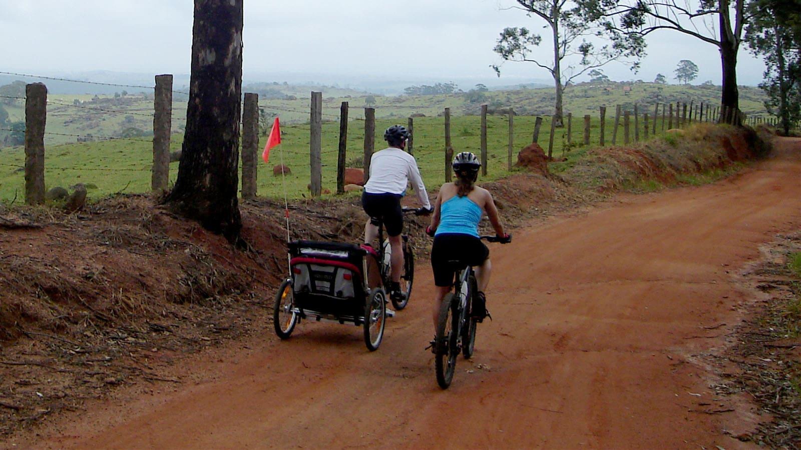 Itupeva é destino certo para quem gosta de pedalar