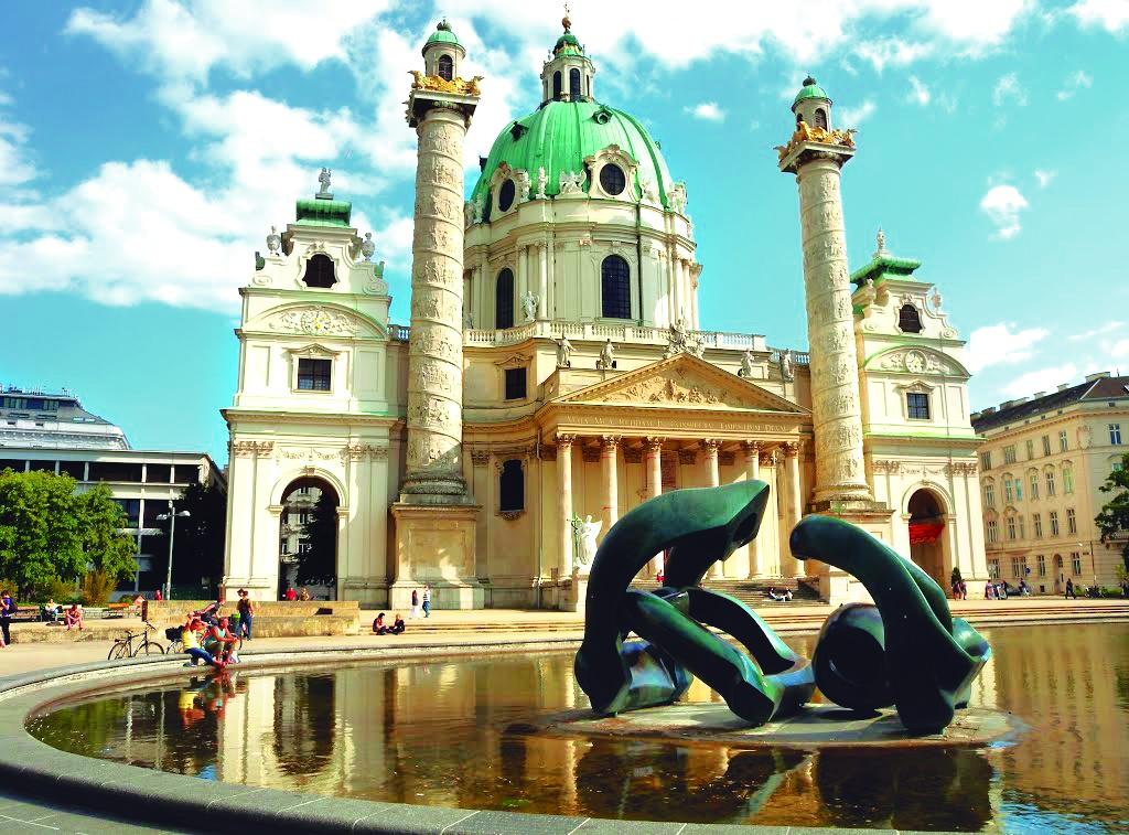 Faça um passeio por Viena e descubra a importância dos gays para capital austríaca