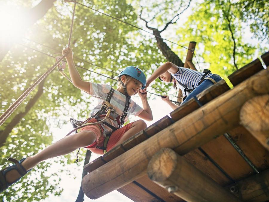 Parque Aimaratá é opção de lazer e diversão em Americana