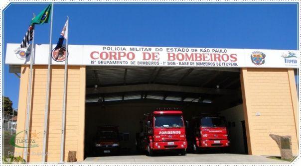 Inauguração da Unidade do Corpo de Bombeiros em Itupeva