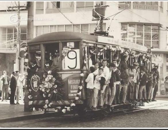 Conheça A História Dos Bondes Na Cidade De Campinas