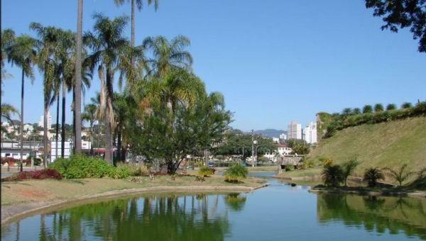 Parque Jardim Botânico