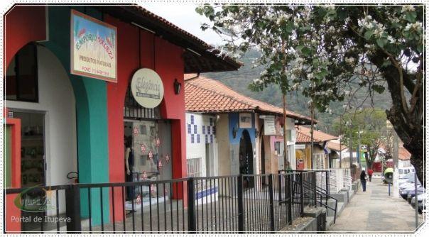 História - A cidade de Itupeva