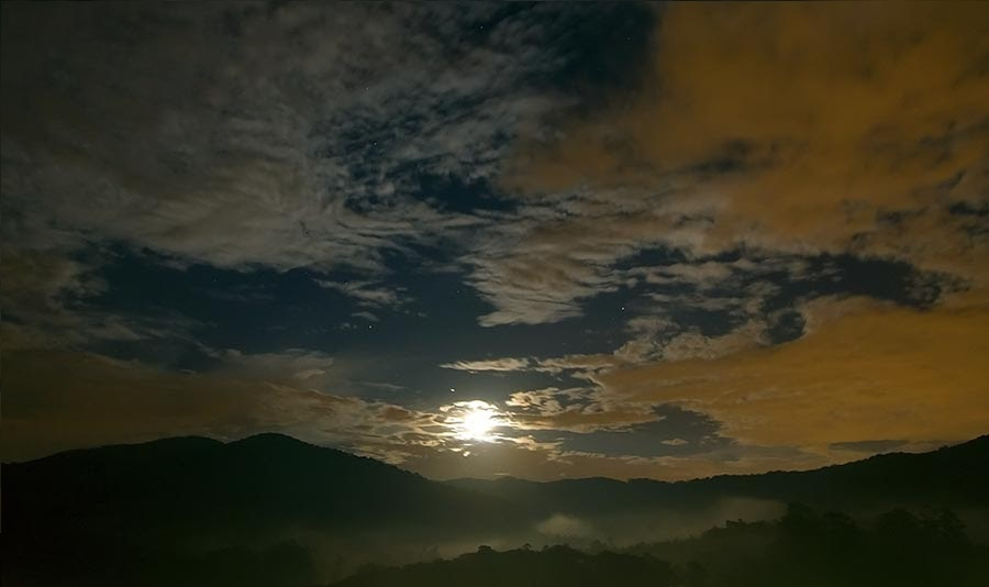 Caminhada da Lua Cheira será neste dia 14