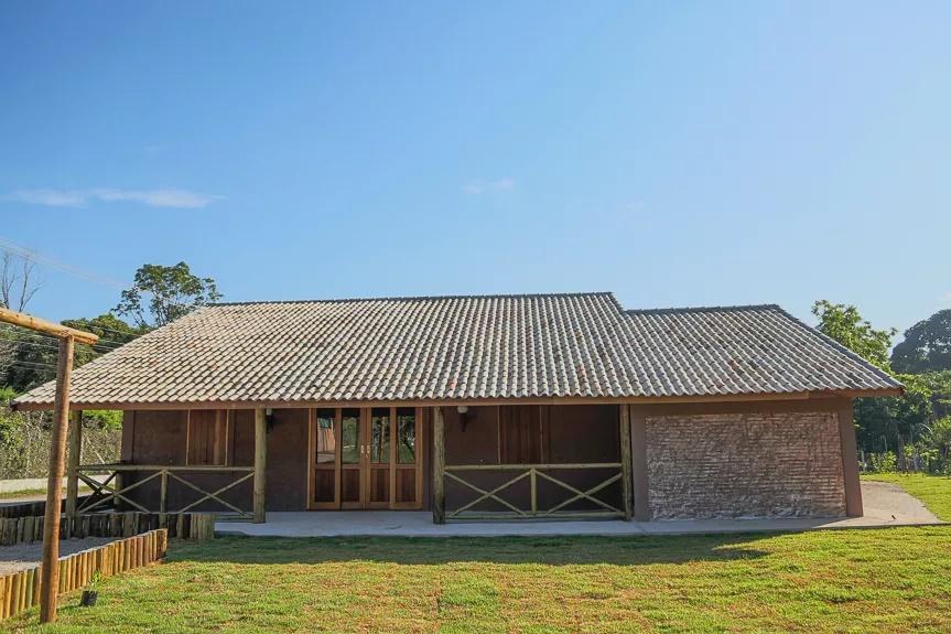 Inauguração da Casa do Artesão em Itupeva