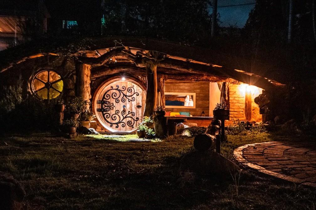 Que tal se hospedar na Hobbit House em Jundiaí