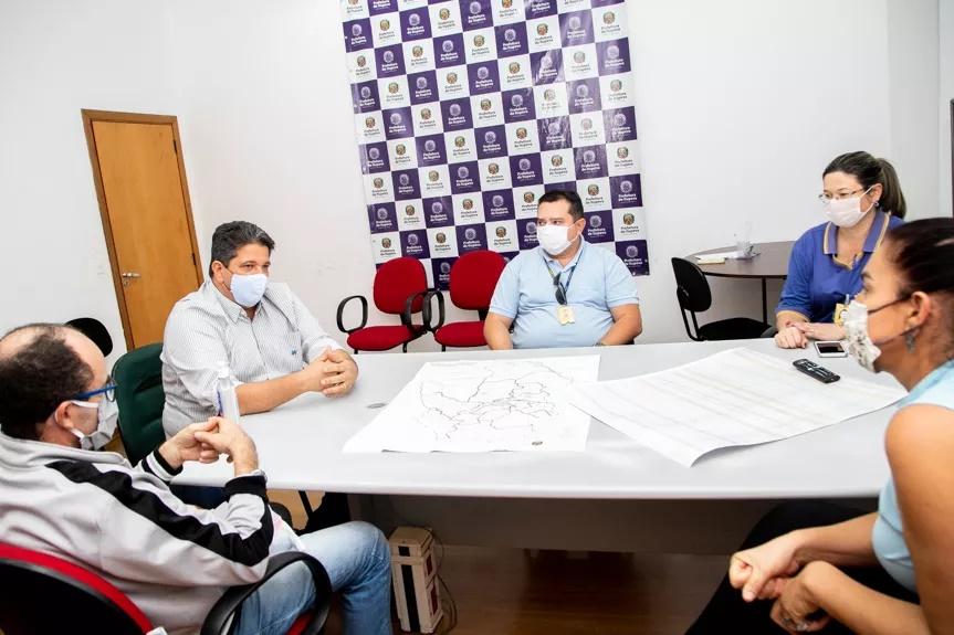 Prefeitura da Mais um Passo Para a Implantação de Codificação de CEP