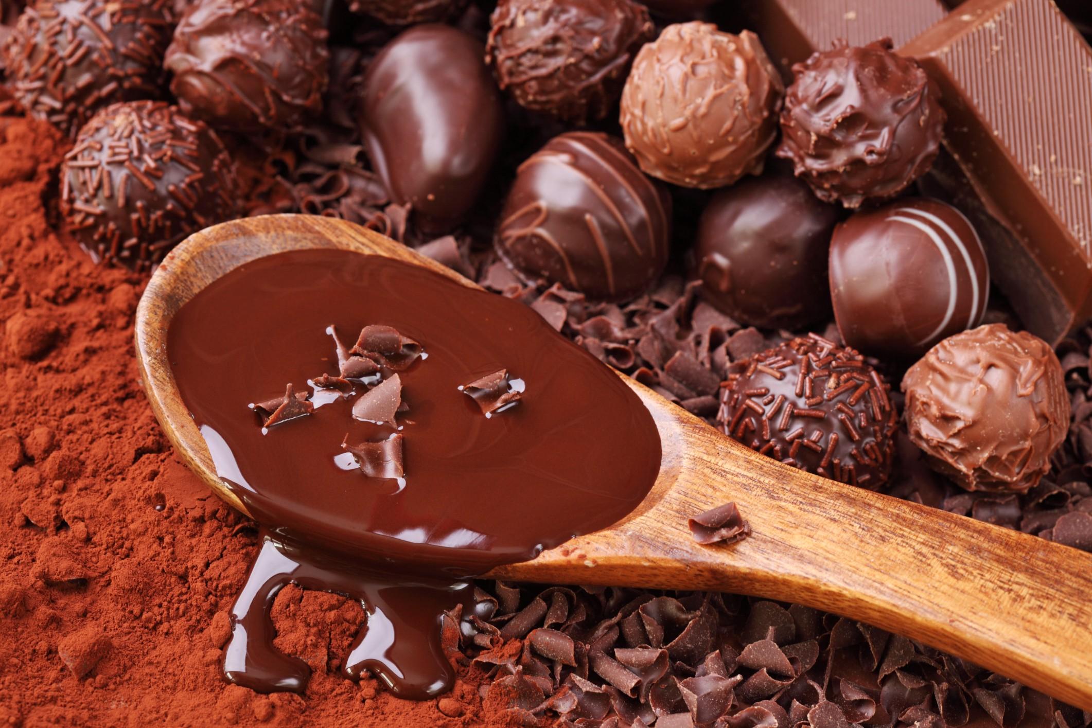 MITOS SOBRE O CHOCOLATE