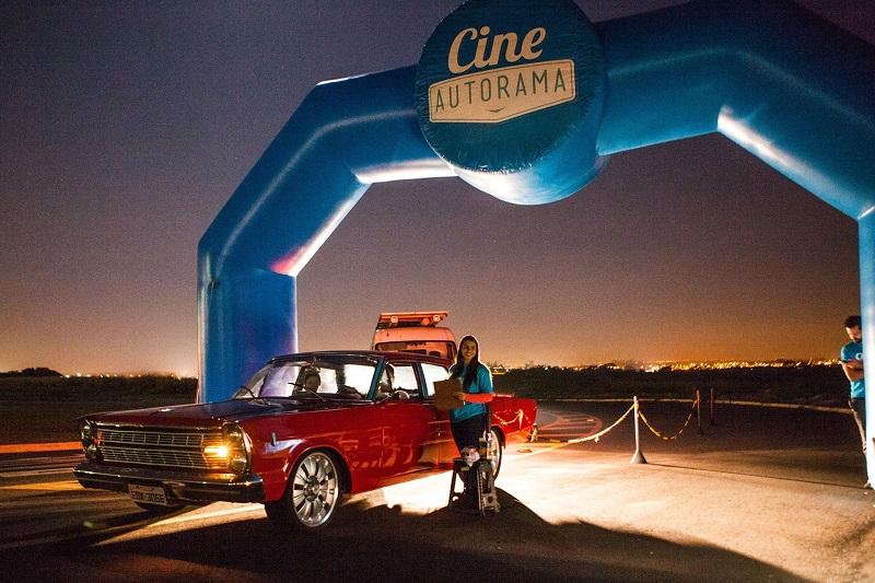 Cine Autorama chega em Itupeva em julho