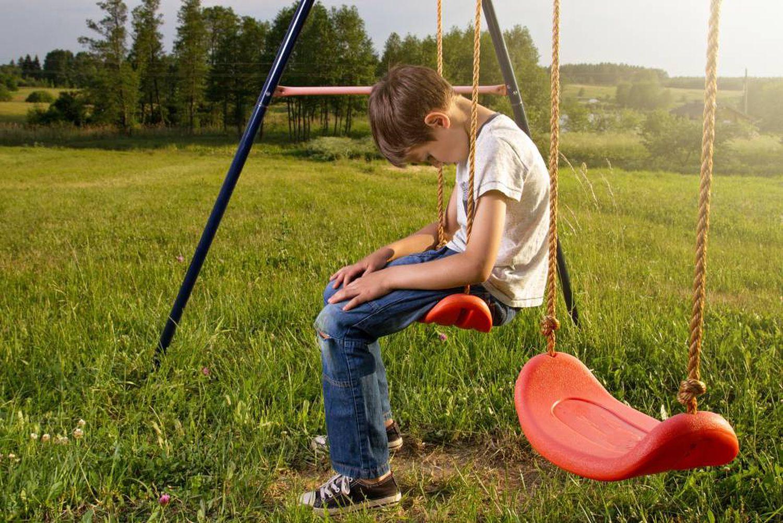 Crianças Dependentes - Adultos Inseguros