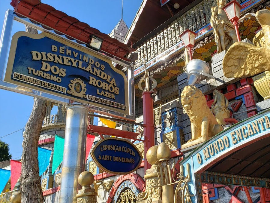 Disneylândia dos Robôs é opção de passeio turístico no interior de São Paulo