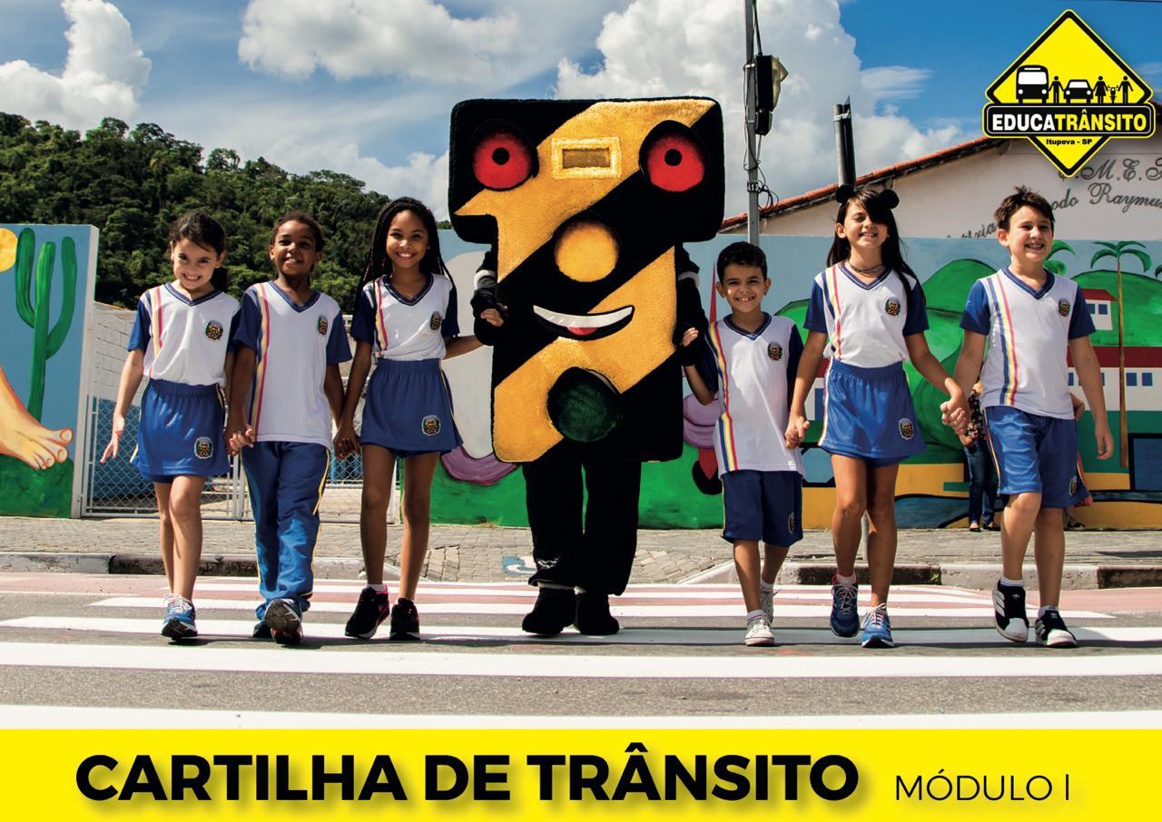 Projeto Educa Trânsito em Itupeva Durante a Pandemia
