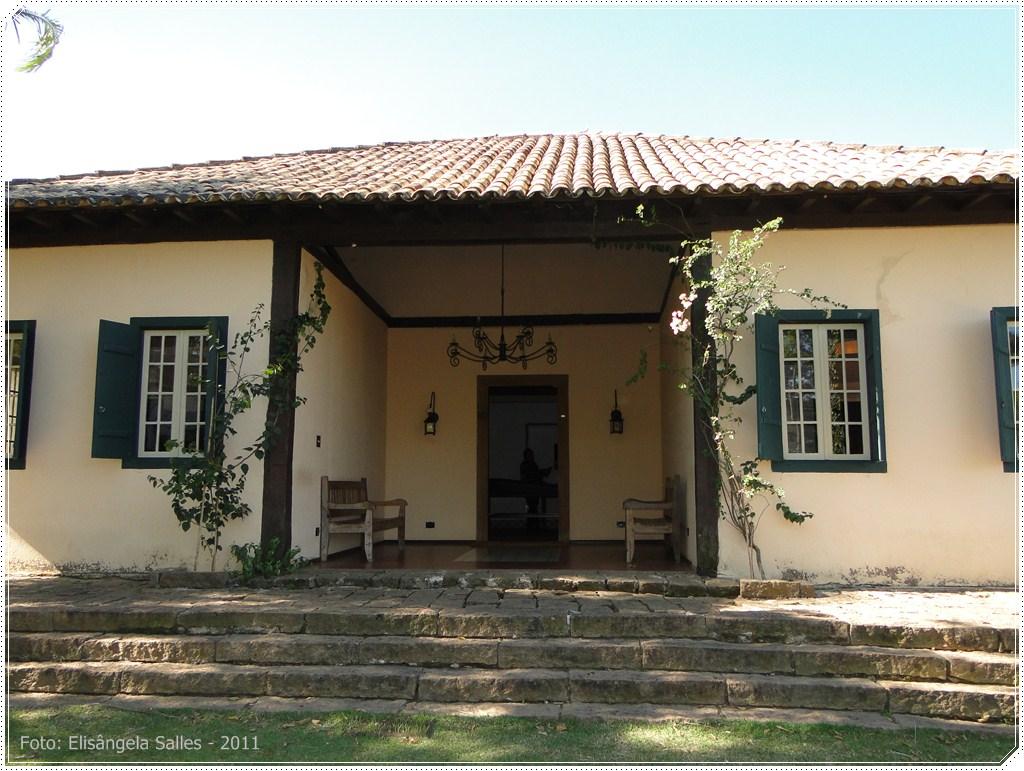 Antiga Fazenda Santa Maria da Posse - Hoje Condomínio Fazenda SerrAzul