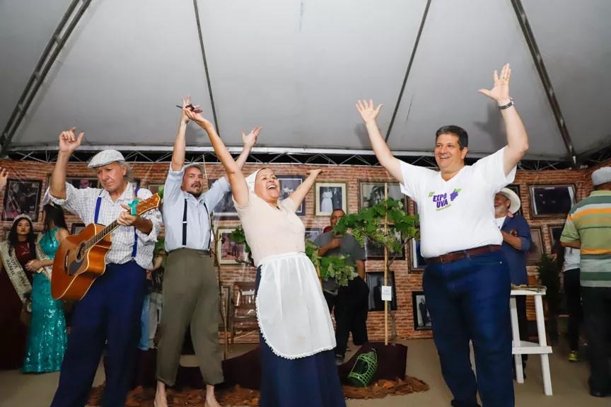 Expo Uva movimenta Itupeva neste fim de ano de 2019