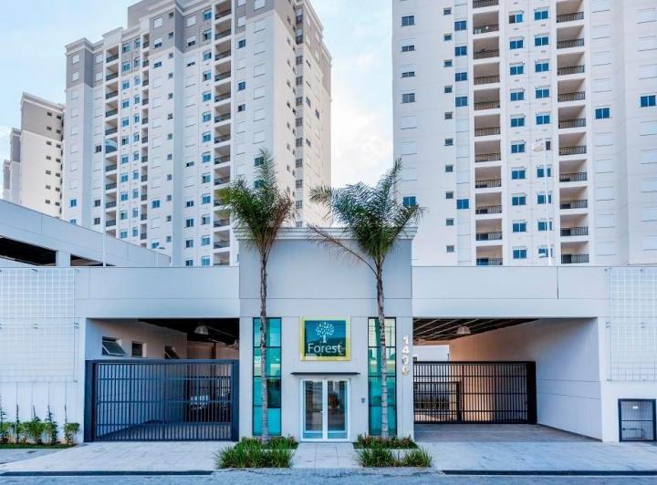 Forest - Apartamentos Jardim Ana Maria Jundiaí