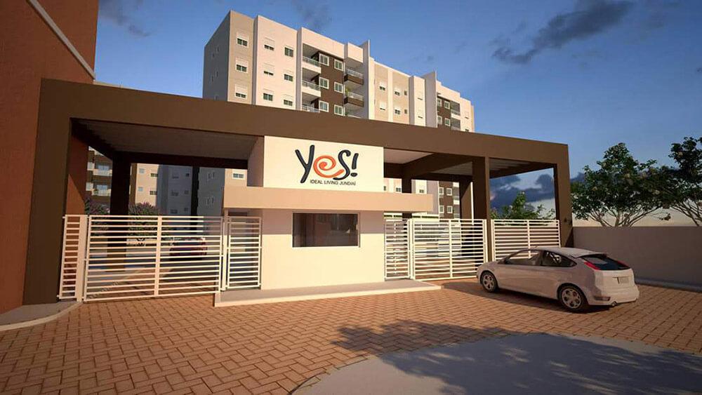 Apartamentos Yes Jundiaí - Bairro Medeiros