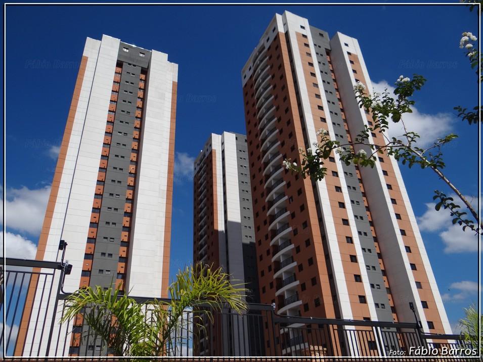 Espaço e Vida - Apartamentos Ponte São João Jundiaí