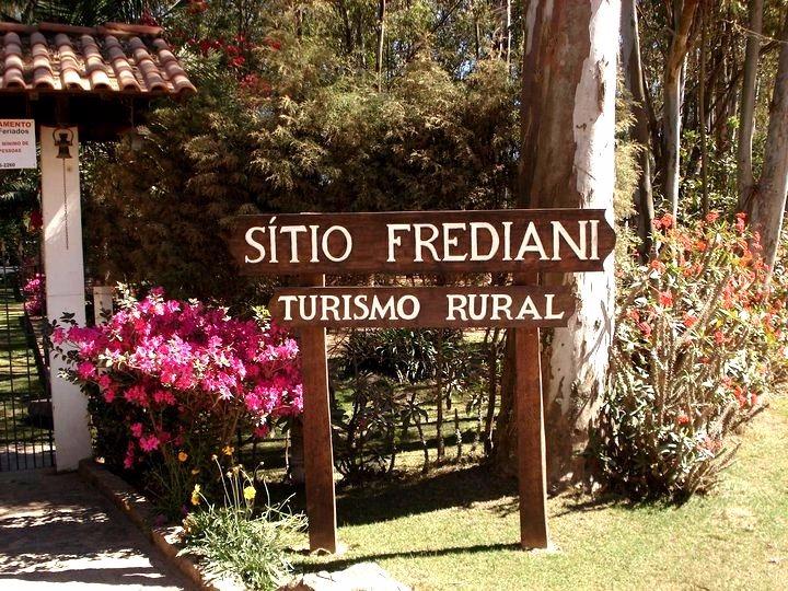 Sítio Frediani - Tuirsmo Rural Itupeva