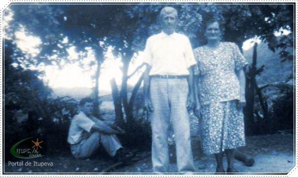Nossa Gente - Família Gasparini