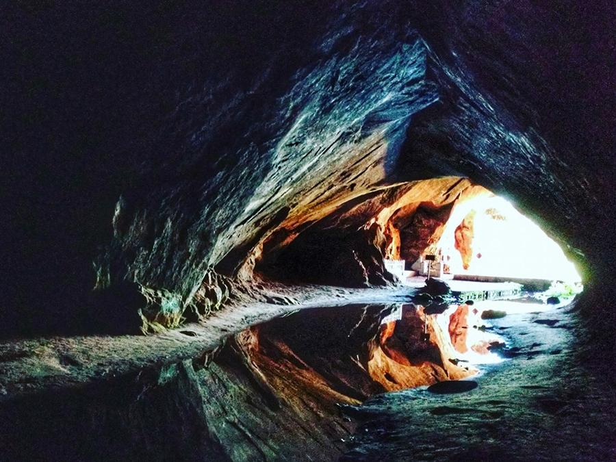 Conheça  a Gruta e Cachoeira do Itambé em Altinópolis