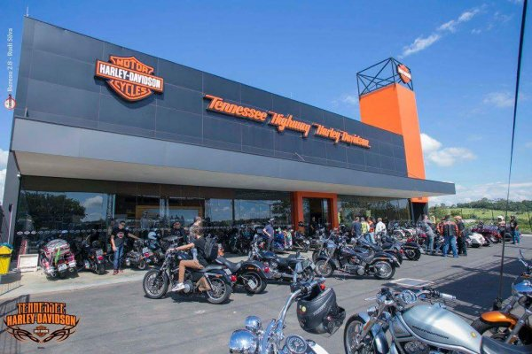 Tennessee Harley Davidson - SerrAzul Itupeva