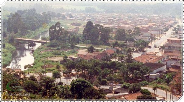 Vista da Cidade - Centro - 1.980