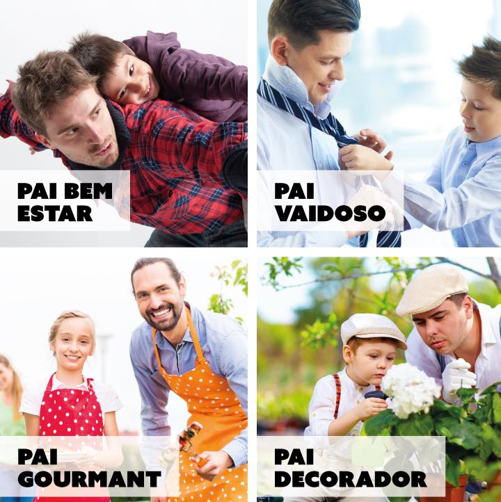 Dicas de presentes para os mais variados tipos de pai