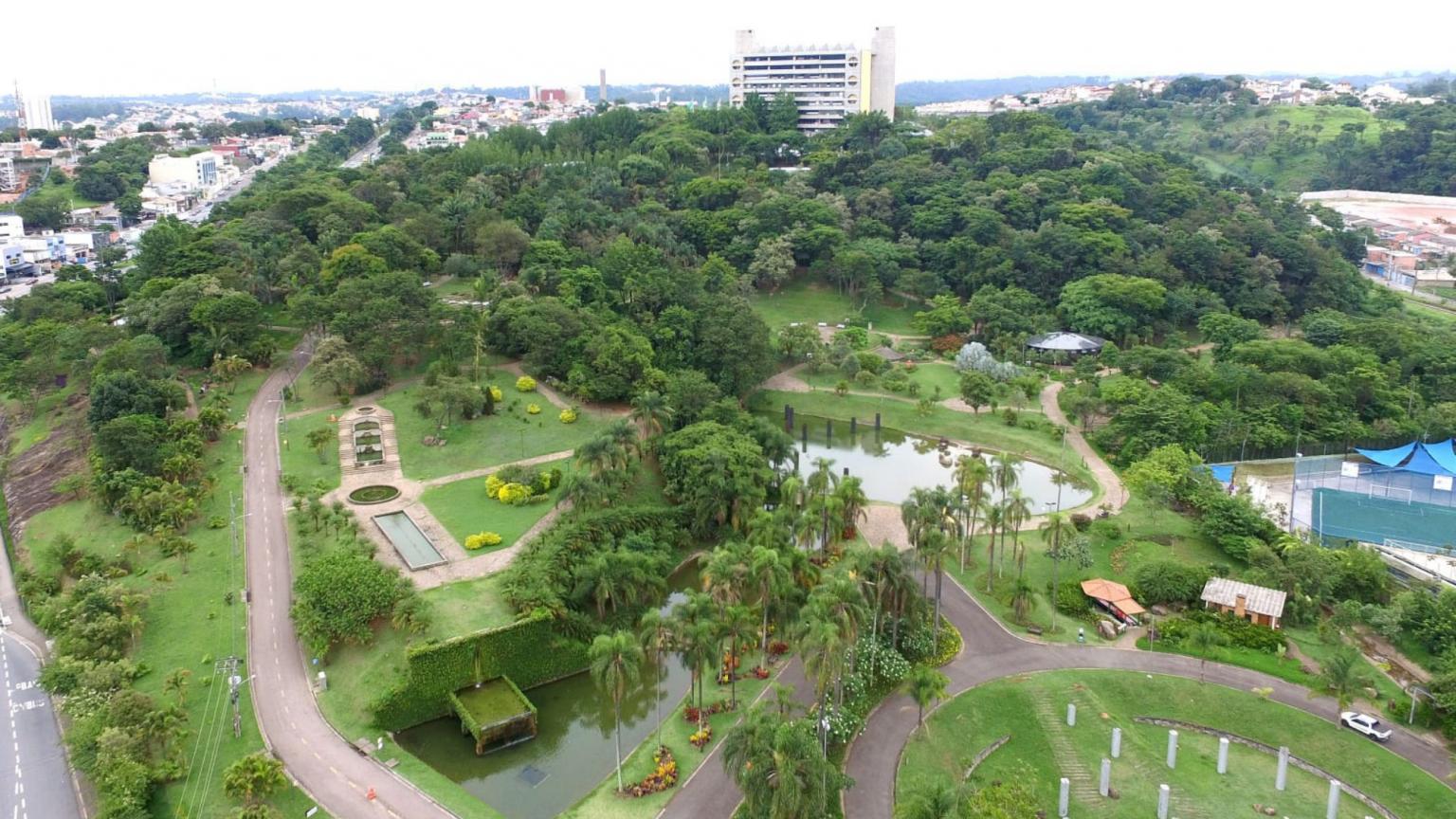 O Jardim Botânico de Jundiaí está entre os Jardins Mais Bonitos do Brasil e do Mundo