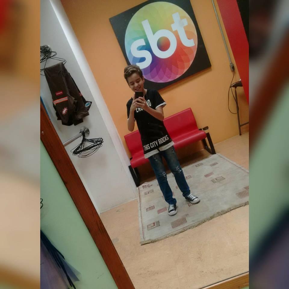 Ator José Anjos faz sucesso no SBT