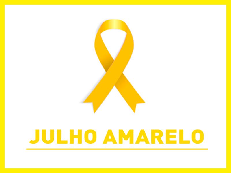 Julho amarelo em Itupeva