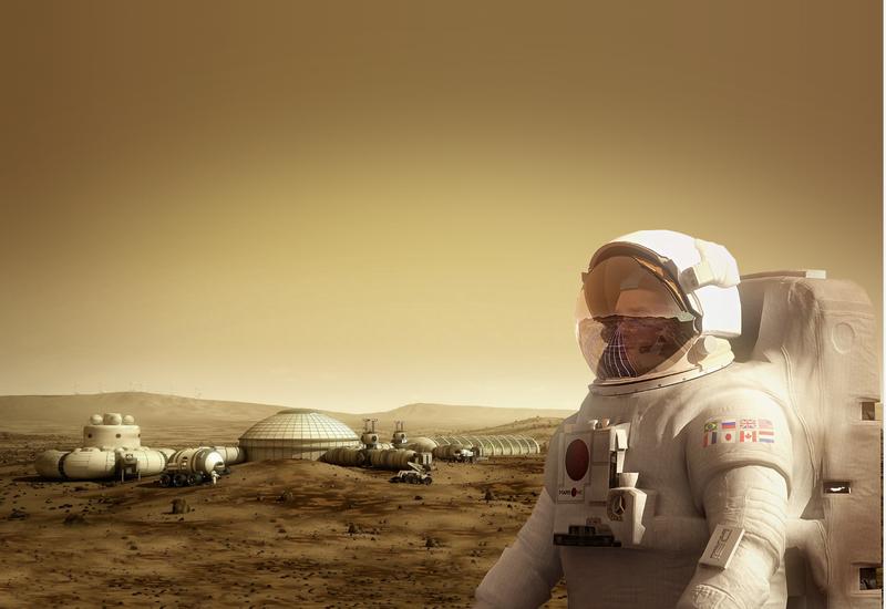 Viagem só de ida para Marte. Você iria?