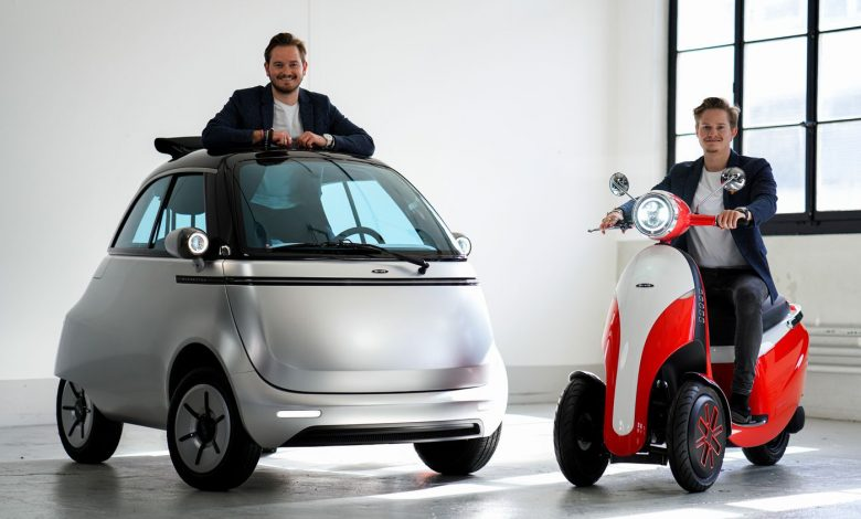 Carro Elétrico Microlino 2.0 chegará às ruas ainda em 2021
