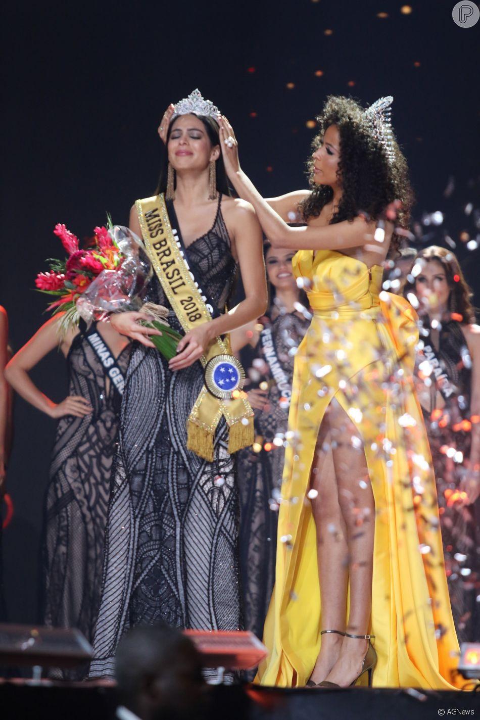 Conheça a Miss Brasil 2018