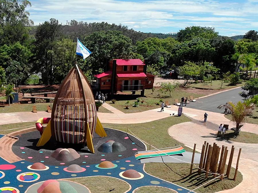 Opção de lazer para os pequenos: conheça o Mundo das Crianças em Jundiaí