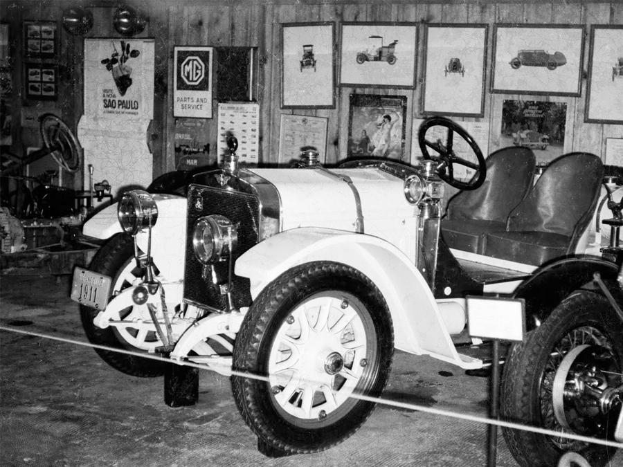 Para os amantes de carros antigos: conheça o Museu do Automóvel em Caçapava