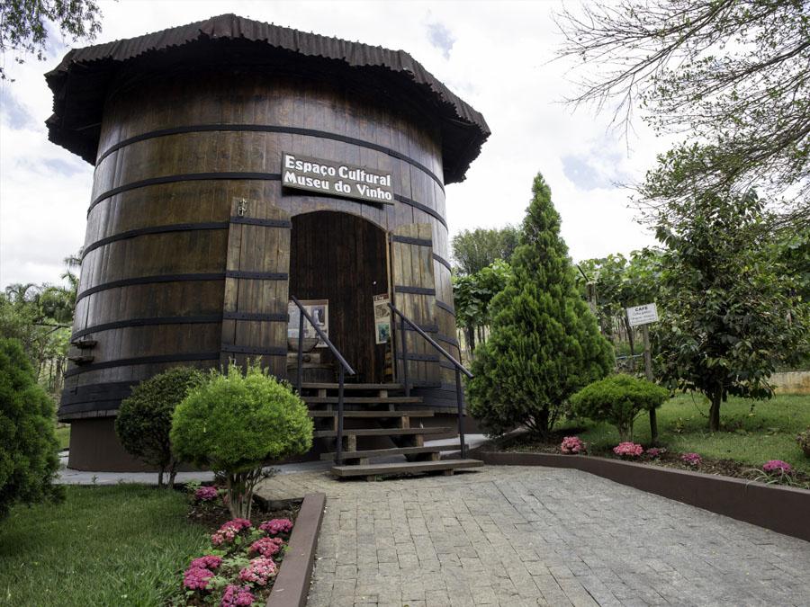 Conheça o Espaço Cultural Museu do Vinho em Jundiaí
