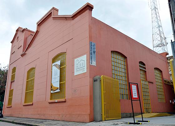 Museu da Energia Jundiaí - SP