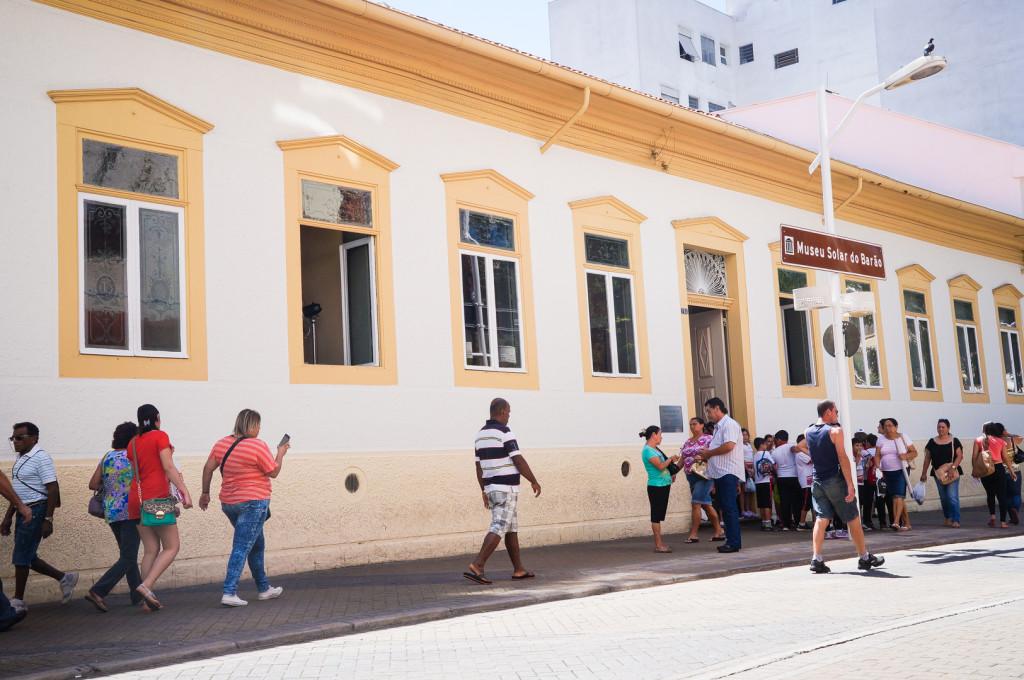 Museu Histórico e Cultural de Jundiaí - Solar do Barão Jundiaí - SP