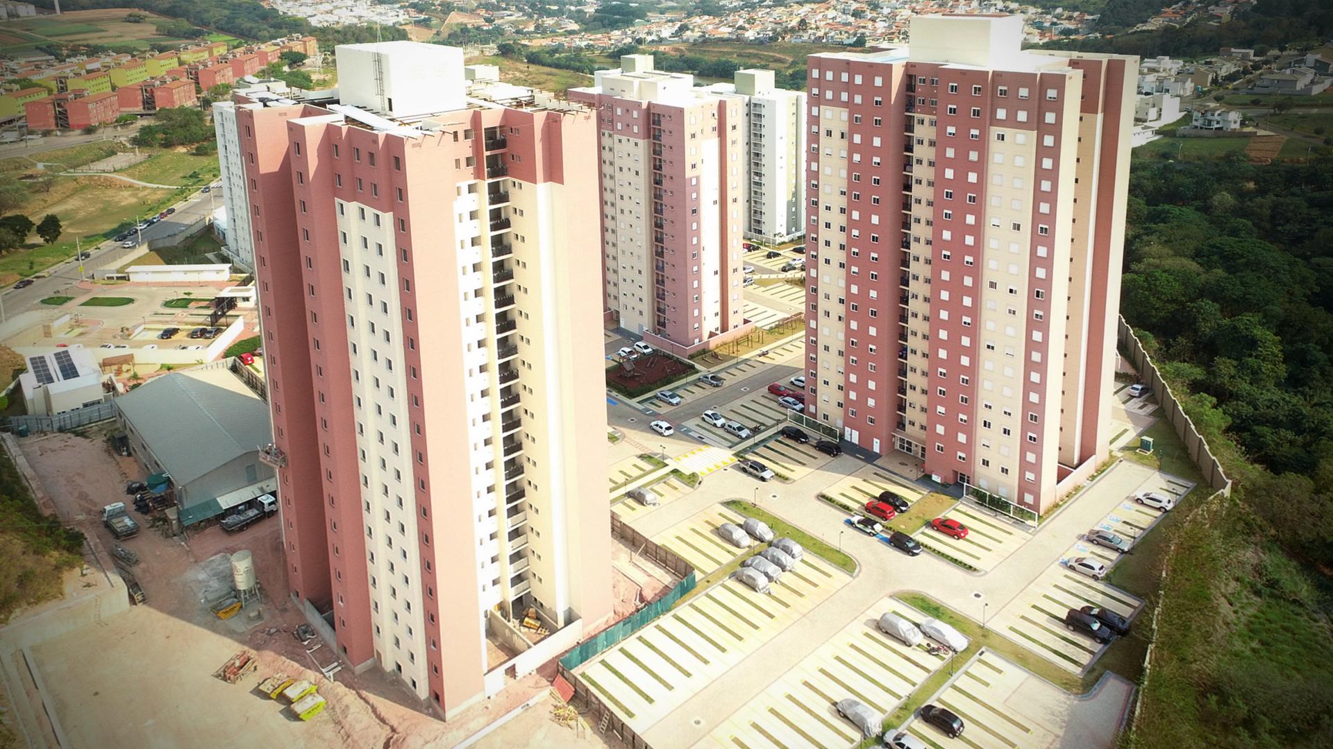 Apartamentos Myriad Parque Residencial Clube