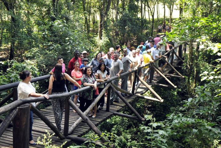 Parque Ecológico Morada das Vinhas José Roberto Mota 'Barroca' - Jundiaí - SP