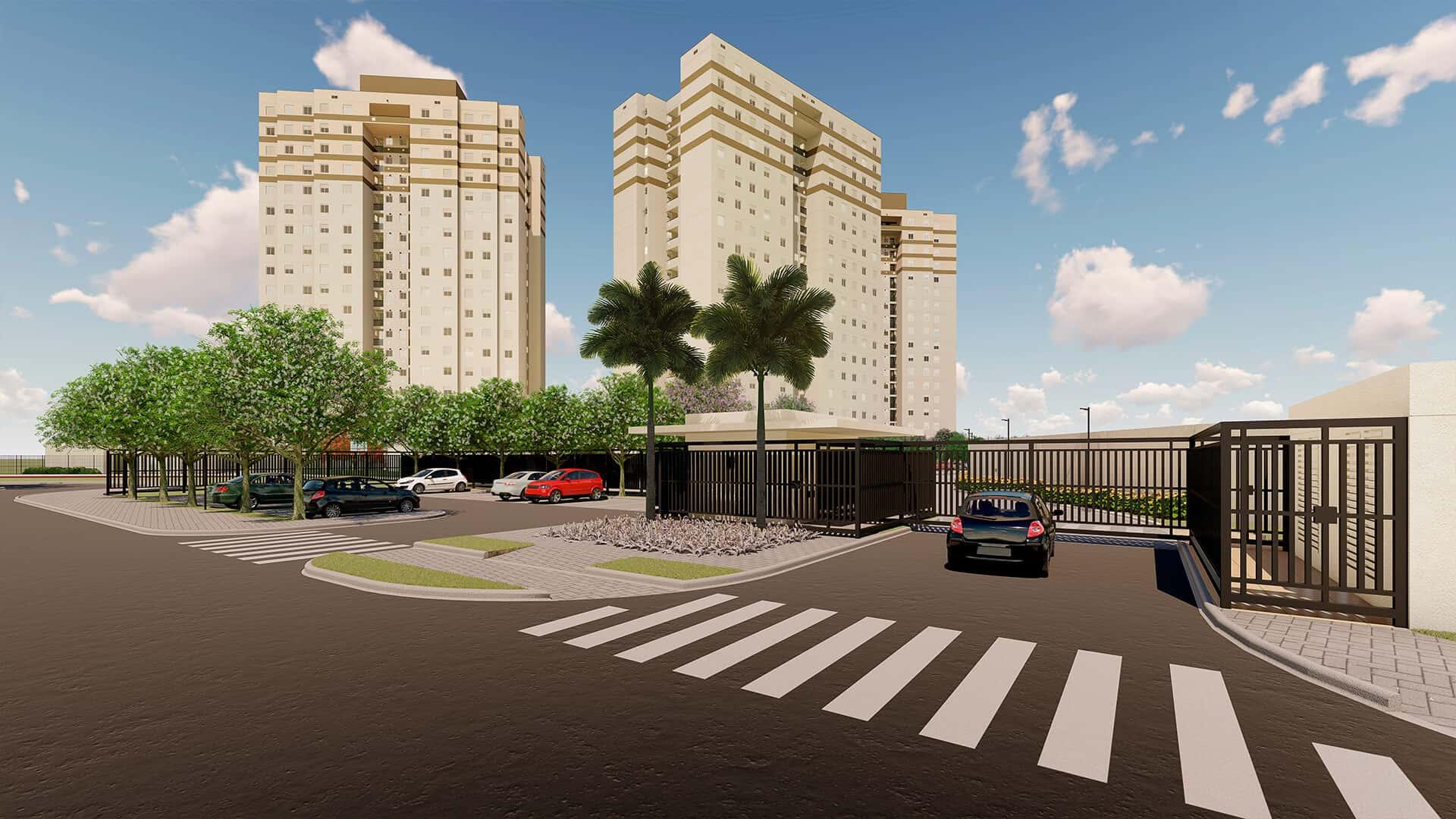 Apartamentos Maxx Ville Jundiaí - Lançamento