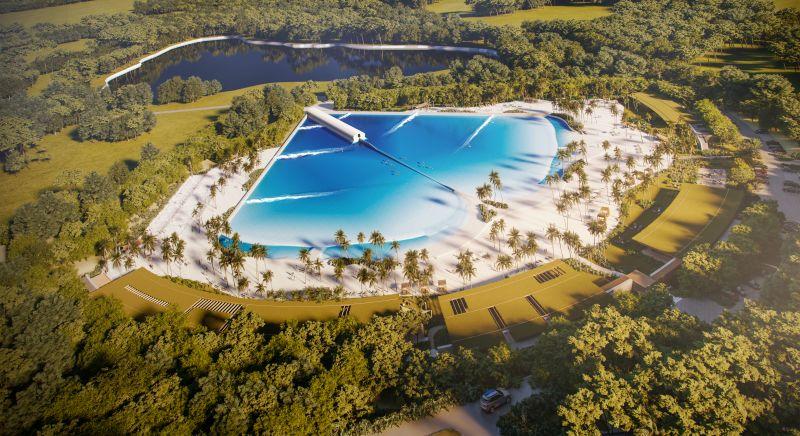 Itupeva Será a Primeira Cidade a Ter Uma Praia Artificial