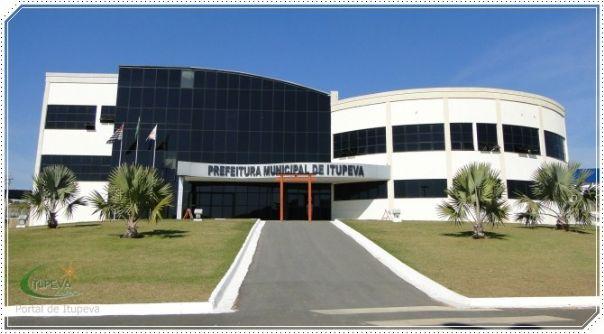 A Prefeitura de Itupeva - SP