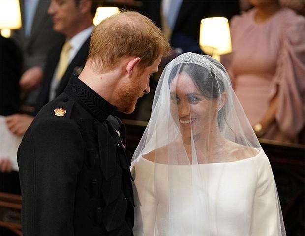 Casamento do Príncipe Harry com Meghan Markle
